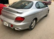 Hyundai Tiburon 2006 For sale - Silver color