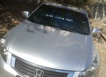 For sale 2008 Silver Accord