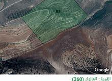 أرض للبيع في العالوك مع بئر ارتوازي