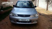 Gasoline Fuel/Power   Mazda Bongo 2002