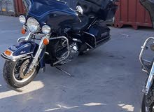 Used Harley Davidson motorbike up for sale in Benghazi