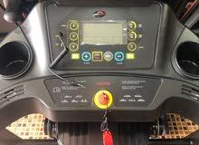 جهاز جري للبيع من الدولية للاجهزة الرياضية