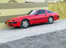 Nissan 300ZX 1984 For sale - Red color