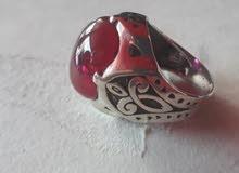 خاتم من  الروبي للبيع