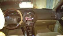 Automatic Nissan 2002 for sale - Used - Al Riyadh city