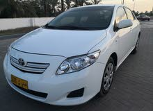 Used condition Toyota Corolla 2010 with  km mileage