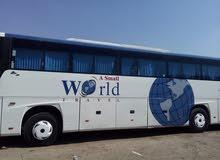 باصات مرسيدس 50 راكب للايجار اليومي والرحلات باسعار مناسبة