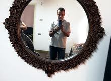 مرآه مصنوعة من مادة الفوم الغير قابلة للخدش