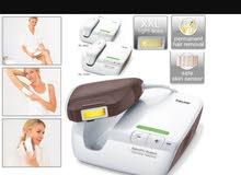 جهاز ازالة الشعر بالاشعة الومضية بيريور الالماني