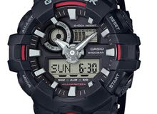 ساعة جى شوك GSHOCK GA700 _1A