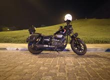 Used Yamaha motorbike available in Abu Dhabi