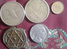 بيع النقود القديمة التي لها تاريخ