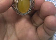 للبيع خاتم عقيق