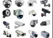 مهندس تركيب كاميرات مراقبة