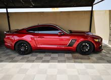 Red Ford Mustang 2017 for sale