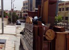 بكم صغير للنقل بكب لنقل الاغراض والاثاث مع امكانية الفك والتركيب في عمان