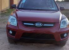 كيا سبورتاج جمرك ماشية 128 موديل 2010 محرك 27 بش رباعي سياره نظيفة بيع باعلي سعر