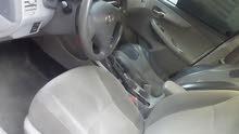 سيارة كورولا 2009عررررررطه