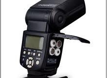 فلاش للكانون Yongnuo YN-565EX III Wireless TTL Flash for Canon