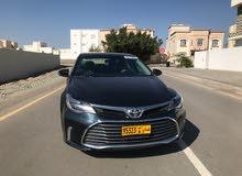 Blue Toyota Avalon 2016 for sale