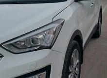 Used condition Hyundai Santa Fe 2013 with 50,000 - 59,999 km mileage