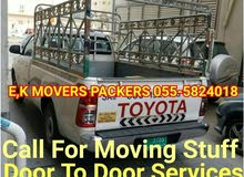 CALL FOR MOVER AND PACKER 055-5824018 MR SAIF