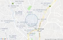 عمارة الزرقاء- وسط التجاري -بقرب جامع العرب -شارع ابن سينا على دخله