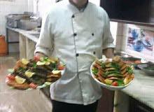 شيف طباخ شامل و محترف