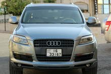 120,000 - 129,999 km mileage Audi Q7 for sale