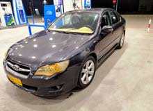 2007 Used Legacy with Manual transmission is available for sale