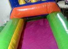 كل انواع gonflable ,park et trampoline