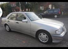 km Mercedes Benz C 240 2000 for sale