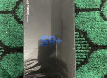 سامسونك كالكسي S9 ابلاس ذاكره 128 لون اسود