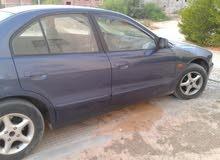 2002 Mitsubishi in Tripoli
