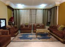 شقة مفروشة للايجار دقائق من عباس العقاد بمدينة نصر