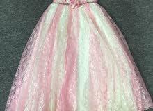 فستان للعمر ما بين6 و11