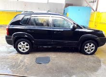 Black Hyundai Tucson 2007 for sale