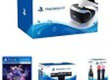 نظاره الواقع الافتراضي VR PS4