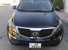 Automatic Black Kia 2011 for sale