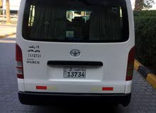 km mileage Toyota Hiace for sale