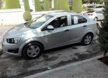 Chevrolet Sonic car for sale 2013 in Irbid city