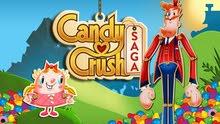 اكونت Candy Crush Saga ليفل 2649