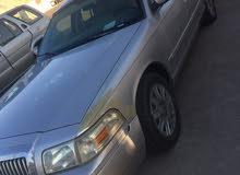سياره ميركوري موديل 2007  بحاله جيده  مقاعد جلد بيج من الداخل
