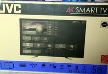 JVC TV of New condition 50 inch