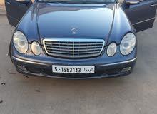 مرسيدس 2004  E240