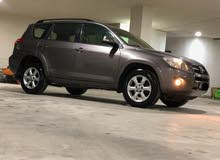 Gasoline Fuel/Power   Toyota RAV 4 2011