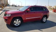 Jeep Grand Cherokee car for sale 2011 in Hawally city