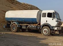 سيارات مياه للإيجار وتوريدات