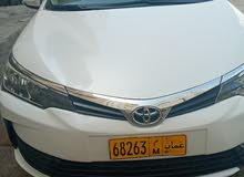 car for sale Toyota corolla 2018