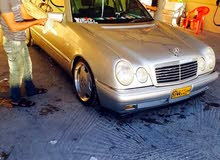 Mercedes Benz E 400 car is available for sale, the car is in Used condition